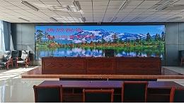 洛菲特商显祝贺山东青岛即墨某部队全彩LED显示屏项目顺利完工