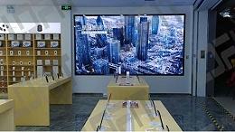 洛菲特为中国移动体验厅打造全彩小间距LED显示屏