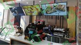 连锁餐饮业引流的不二之选——洛菲特网络广告机