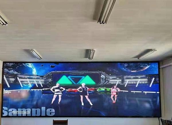 洛菲特室内全彩LED显示屏31